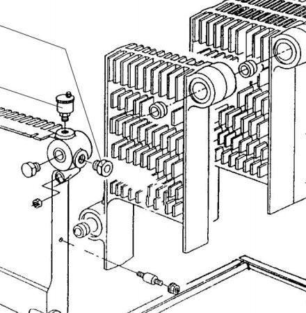 охладитель размеры охладителя 1200х920х120 мм корпус охладителя из прочной оцинкованной стали теплоо