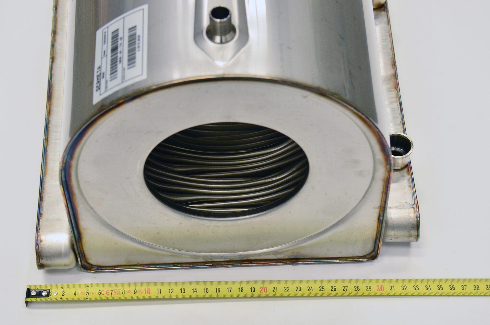 Теплообменник для мн120 теплообменник пластинчатый график ппр